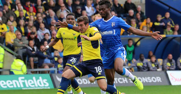 United put Gillingham to bed with minimal fuss. Paul Beasley talks you through it...